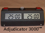 Adjudicator 3000TM (black)