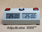 Adjudicator 3000TM (grey)