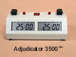 Adjudicator 3500TM (grey)